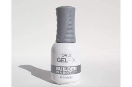 Orly bottle of builder in a bottle gel