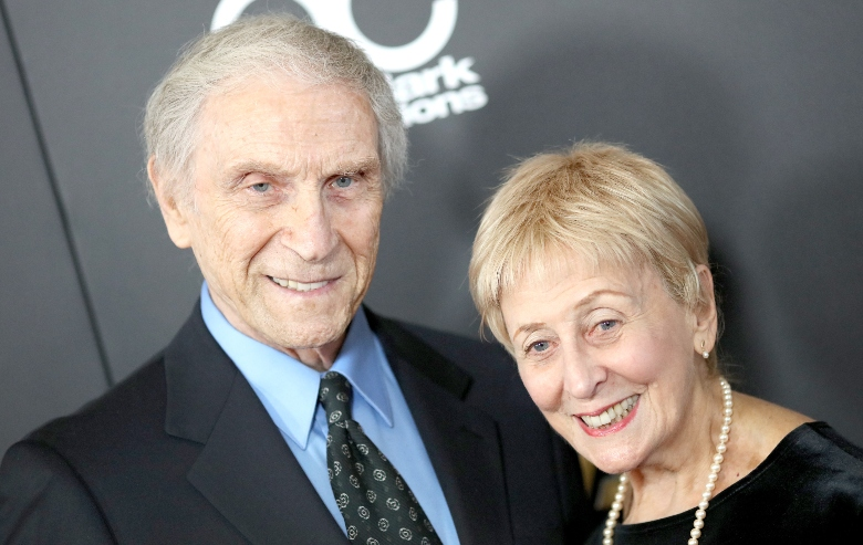 eter Mark Richman (L) and Helen Richman attend the 19th Annual Hollywood Film Awards at The Beverly Hilton Hotel on November 1, 2015 in Beverly Hills, California