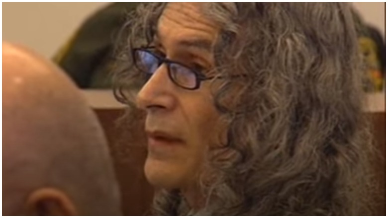 Rodney Alcala Questioned himself
