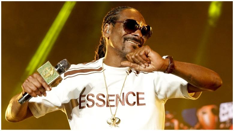 Snoop Dogg Anderson Cooper