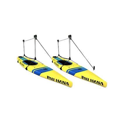 StoreYourBoard Paddleboard Ceiling Storage Hoists (2 Pack)