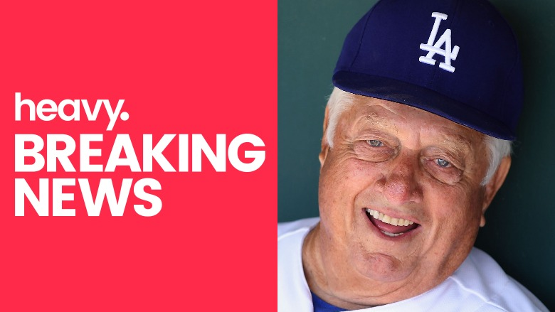 tommy lasorda death