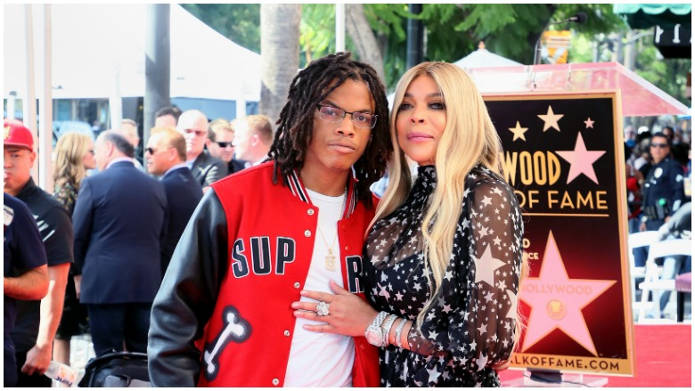 Wendy Williams and son Kevin Hunter