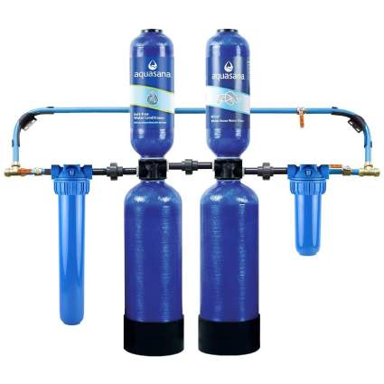Aquasana Whole House 10-Year Water Conditioning System