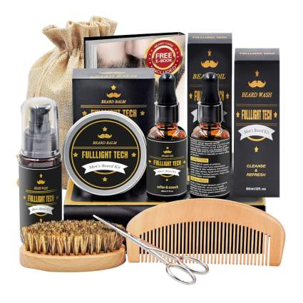 beard kit valentine's gift