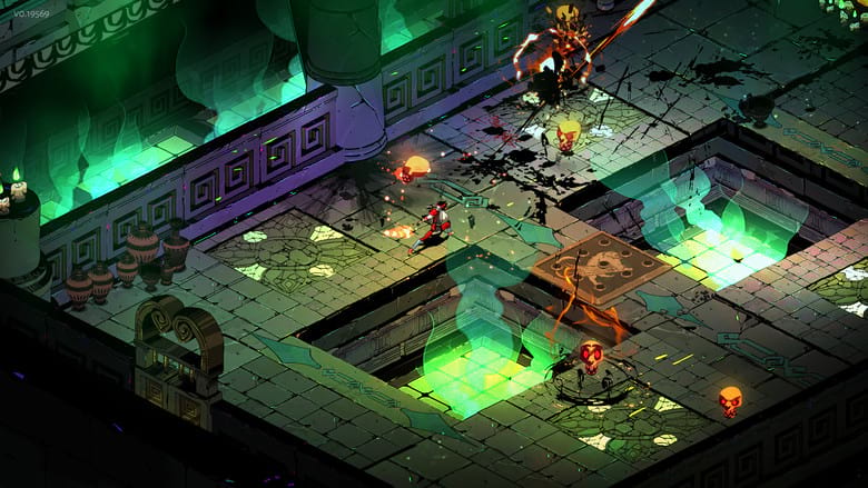 best roguelikes and roguelites on nintendo switch