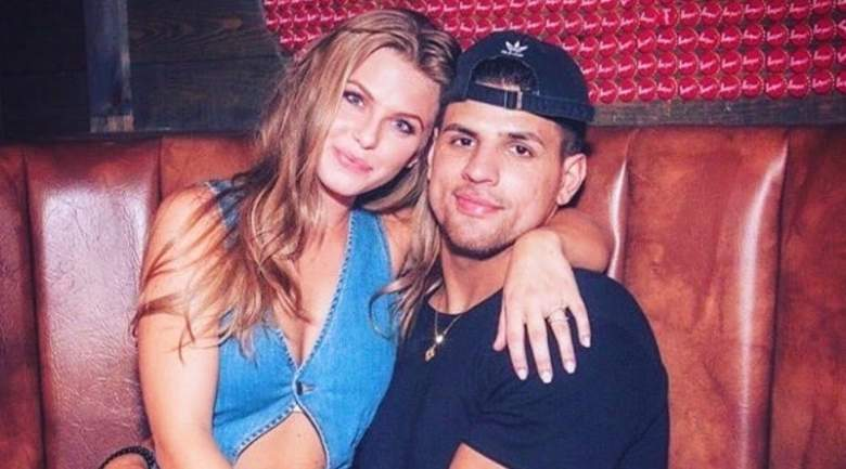 Haleigh Broucher and Fessy Shafaat