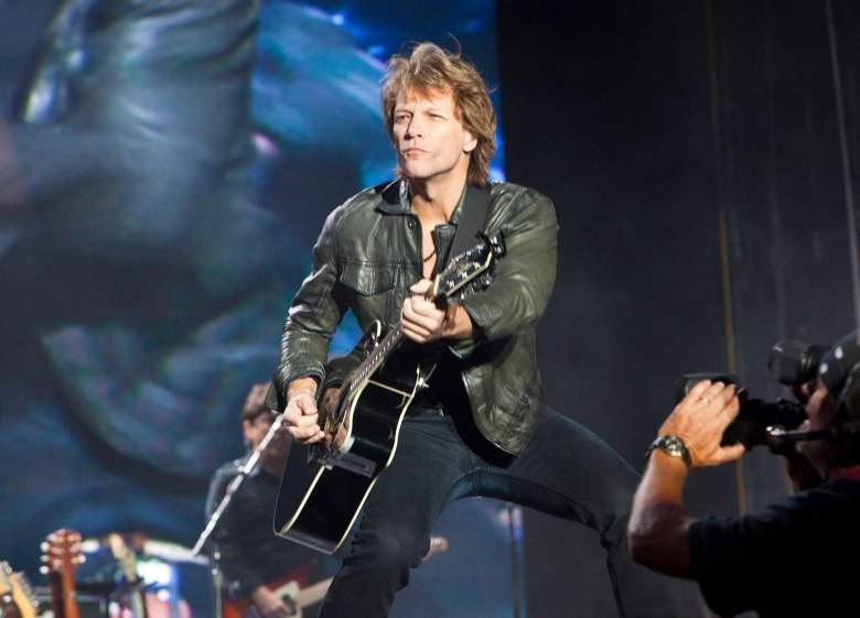 Bon Jovi politics