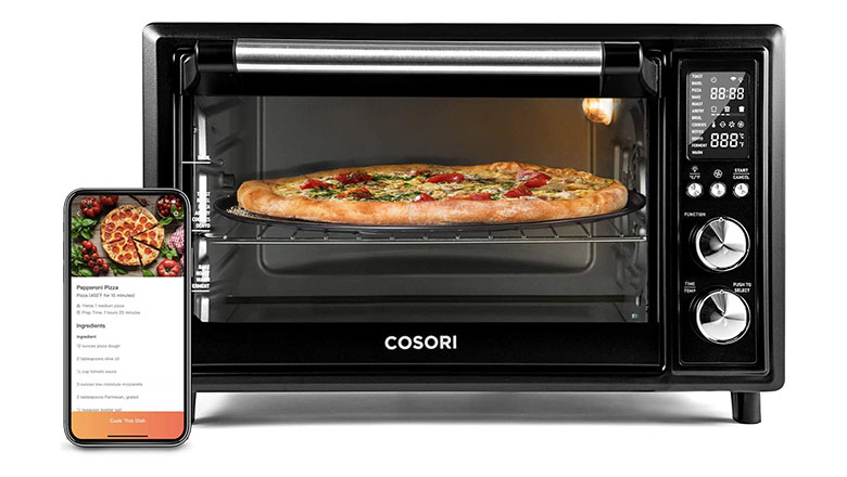 cosori smart air fryer
