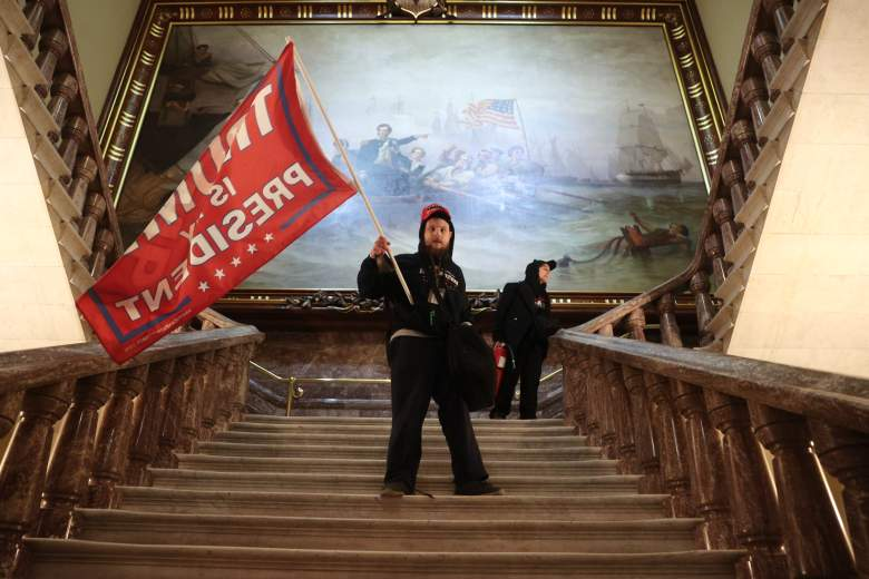 Did Capitol Police Let Protesters In