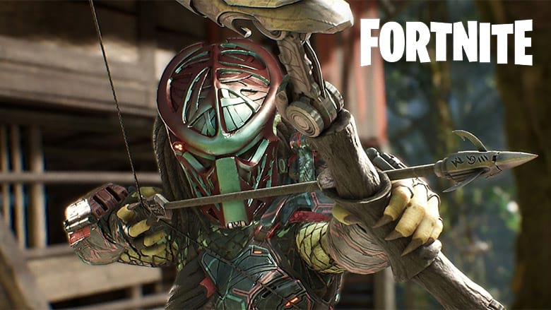 fortnite predator skin styles