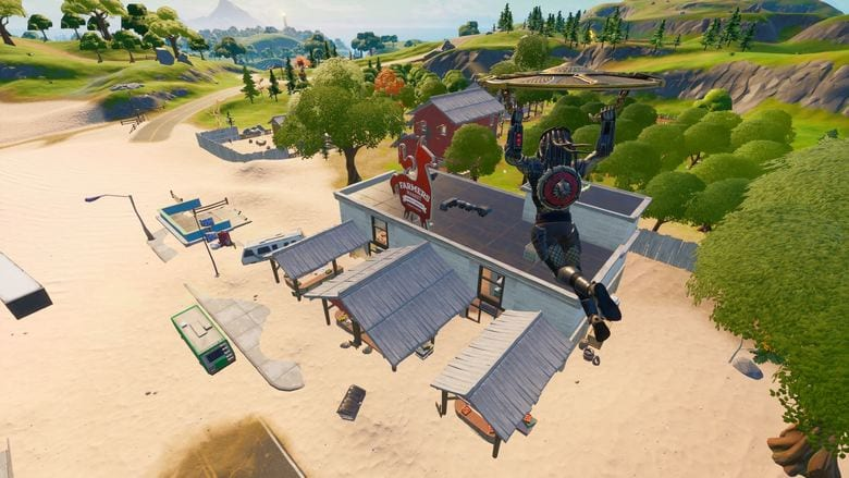 fortnite the orchards farmers market