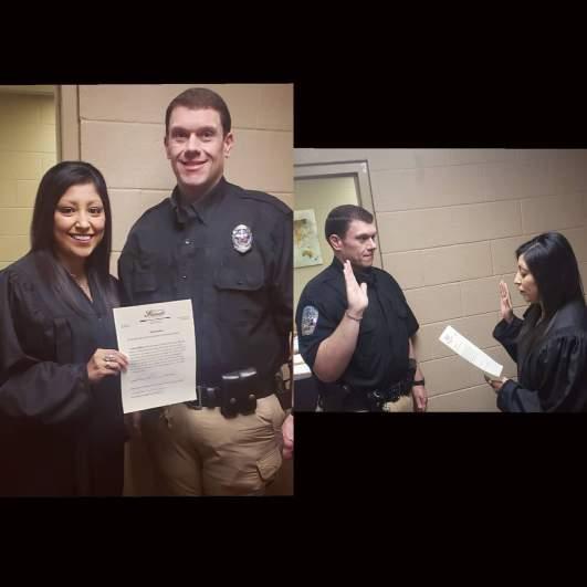 jason collier stinnett texas police chief