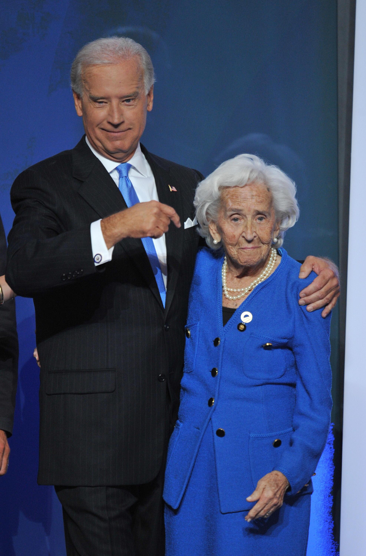joe biden mother Jean