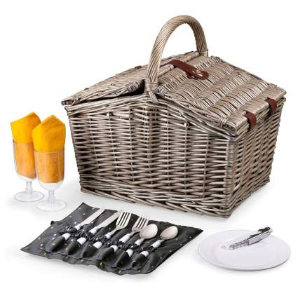 picnic time valentine's gift