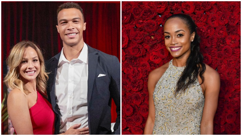 Clare Crawley, Dale Moss and Rachel Lindsay
