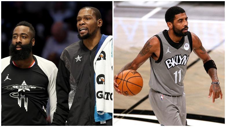 Brooklyn Nets Starting Lineup
