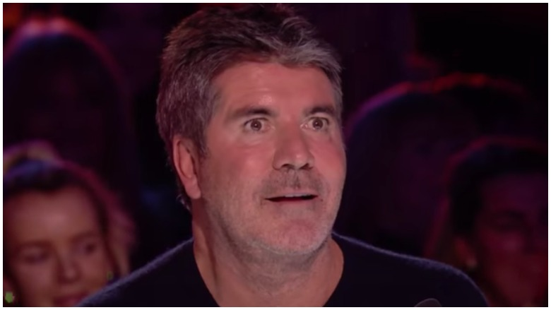 Simon Cowell Walks off Stage After Unforgettable Singing Audition