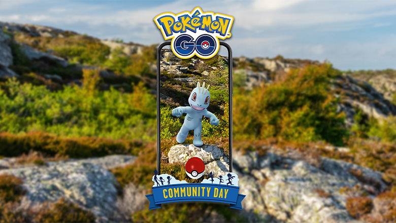 pokemon go machop community day research