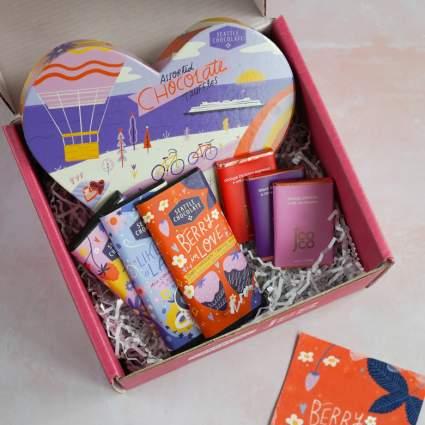 seattle choclate valentine's gift