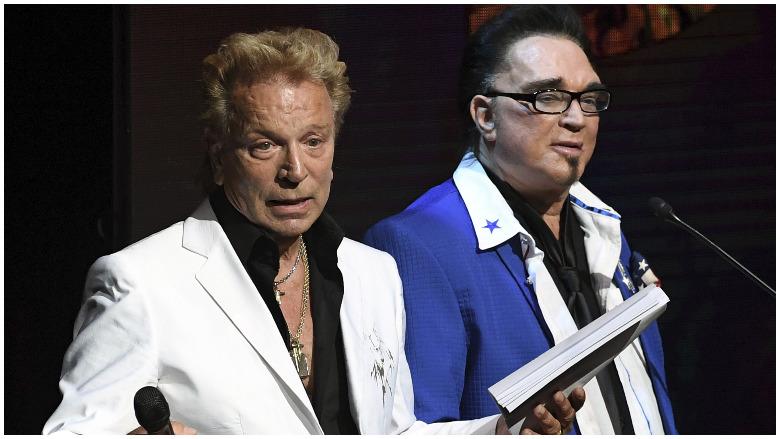 Siegfried Dead: Las Vegas 'Siegfried & Roy' Legend Dies of Pancreatic Cancer