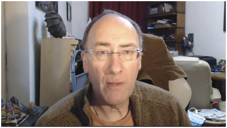 Simon Parkes: YouTube Conspiracy Theorist's Videos Go Viral | Heavy.com
