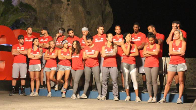 The Challenge: Vendettas cast