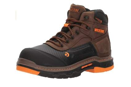 Wolverine Overpass 6-Inch Composite Toe Work Boot