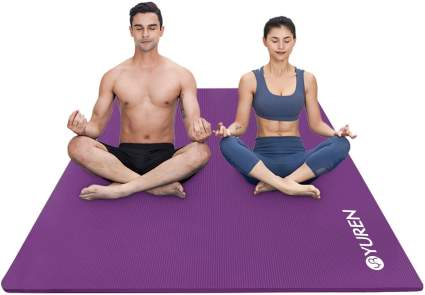 yuren yoga mat