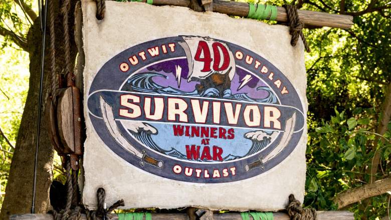 The Yara tribe flag in Survivor: Winners at War