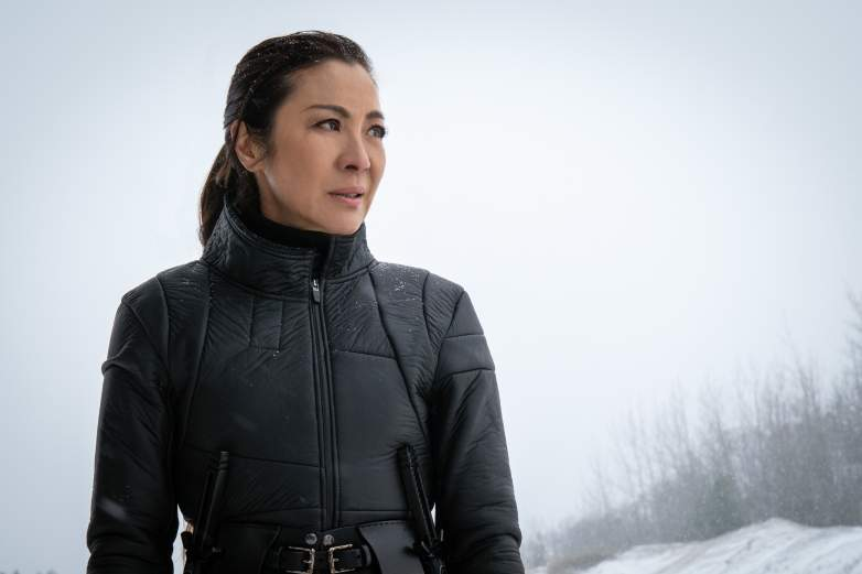 Michelle Yeoh as Georgiou of the CBS All Access series STAR TREK: DISCOVERY