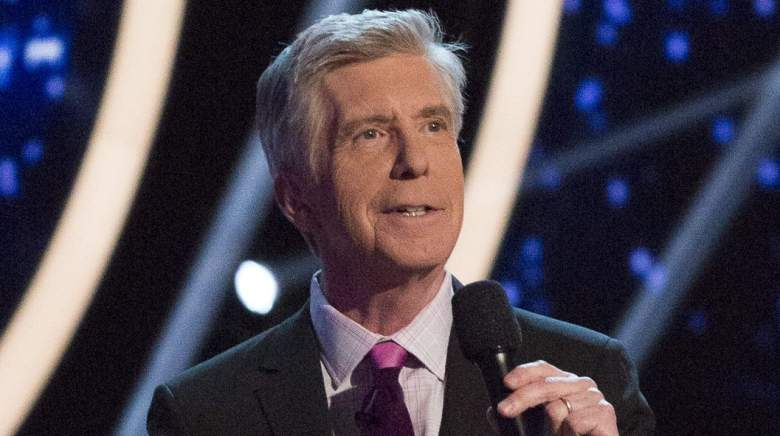 Tom Bergeron on 'Dancing with the Stars: Athletes'
