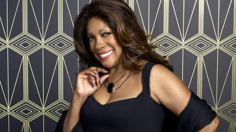 Mary Wilson was on season 28 of 'Dancing With the Stars'