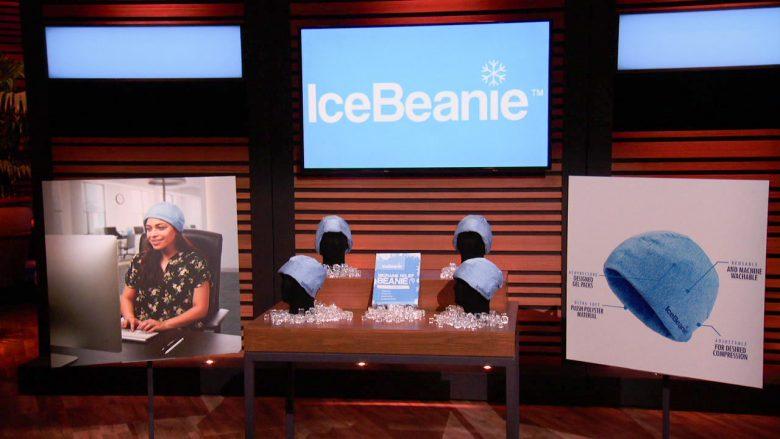 IceBeanie Shark Tank