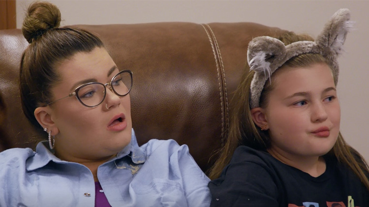 Amber Portwood Shares Touching Note From Daughter Leah