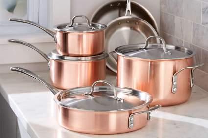 Calphalon Cookware Copper