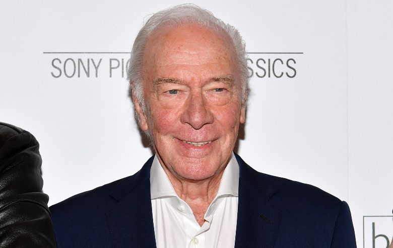 """Christopher Plummer attends the """"Boundaries"""" New York screening at The Roxy Cinema on June 11, 2018 in New York City."""