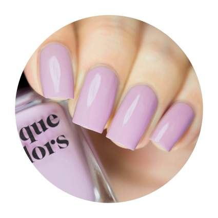 Cirque colors lilac purple polish