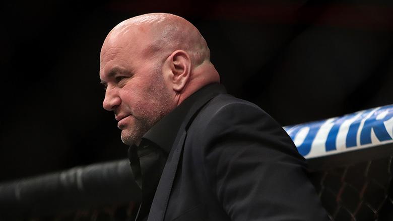 UFC President Dana White