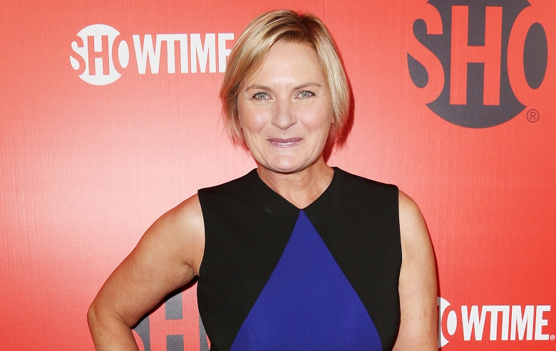 Denise Crosby attends Showtime 2013 EMMY Eve Soiree at the Sunset Tower Hotel on September 21, 2013 in West Hollywood, California.