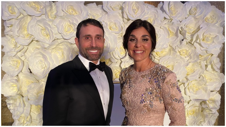 Dr. Miami and his wife Eva