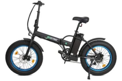 ecotric folding bike