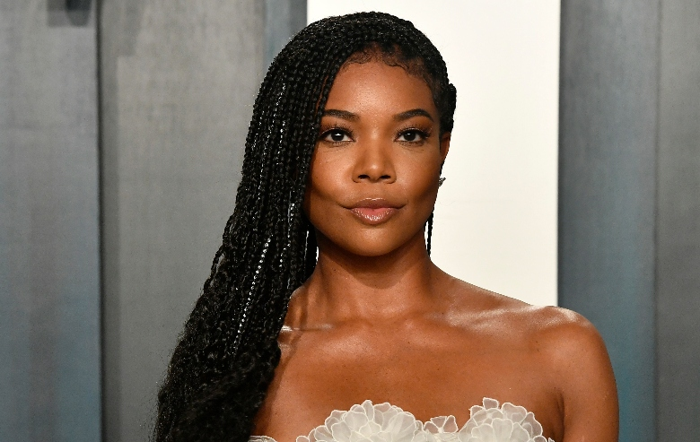 Gabrielle Union attends the 2020 Vanity Fair Oscar Party hosted by Radhika Jones at Wallis Annenberg Center for the Performing Arts on February 09, 2020 in Beverly Hills, California.