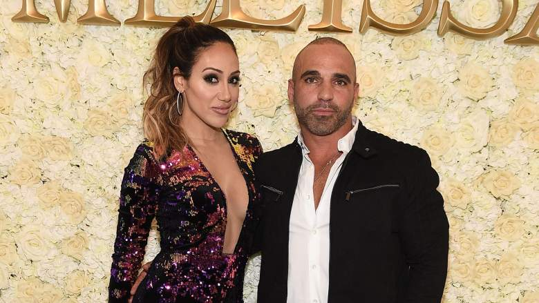 Melissa and Joe Gorga