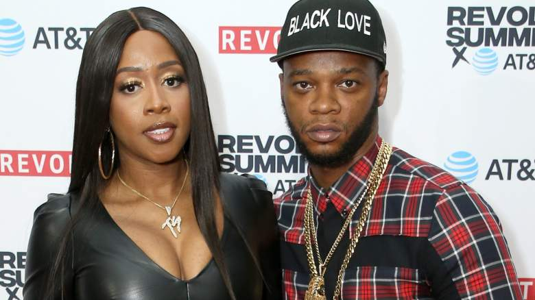 Remy Ma and Papoose attend the REVOLT X AT&T Host REVOLT Summit