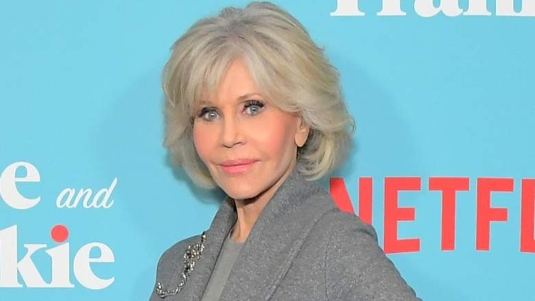 """Jane Fonda attends a special screening of """"Grace and Frankie Season 6"""", presented by Netflix,"""