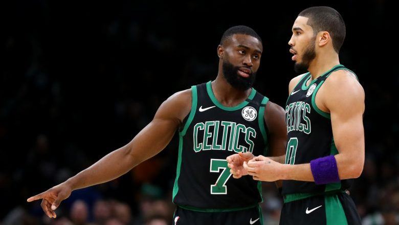 Jaylen Brown sounds off on 3-point contest, passing on Dunk contest