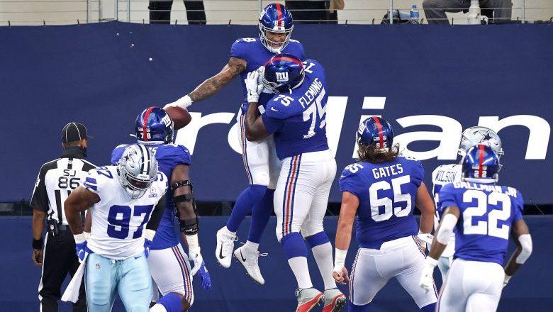 Giants must let Cameron Fleming walk