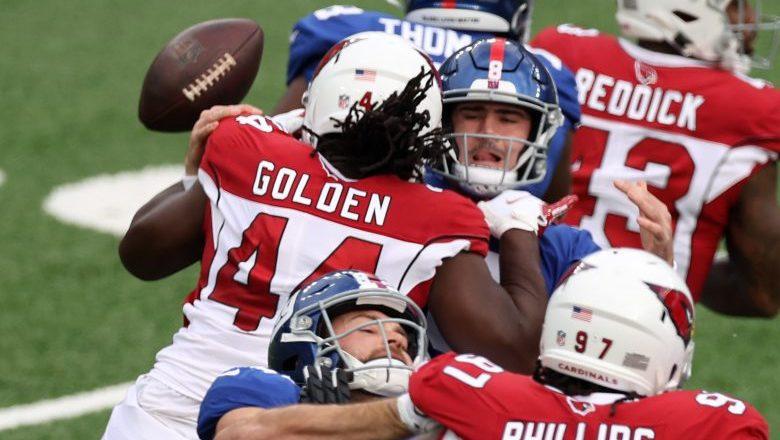 Markus Golden Calls Out Giants