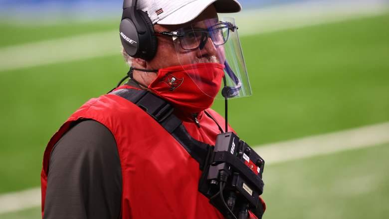 Buccaneers Head Coach